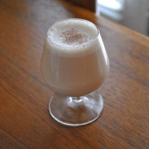 """Pecan """"Milk Punch"""""""