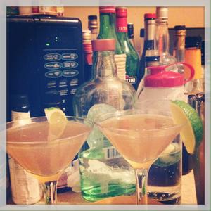 Pauline Hemingway's Rum Scoundrel