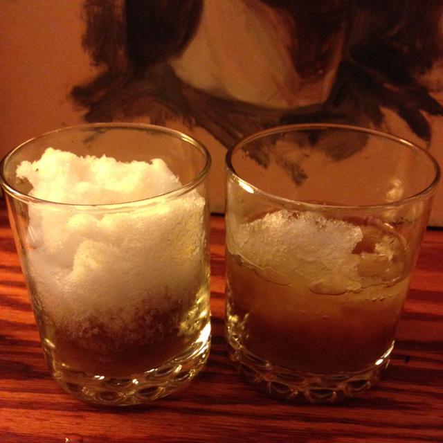 Whiskey Snow