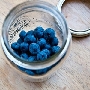 Infused Blueberry Bourbon