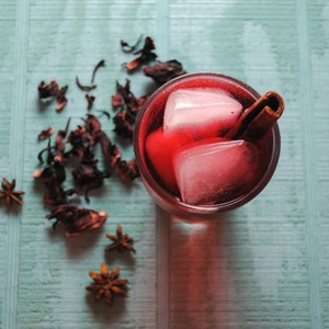 Hibiscus Cooler