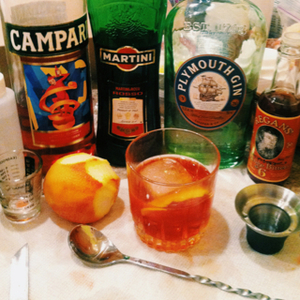 An Improved Negroni