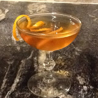 Wet Martini