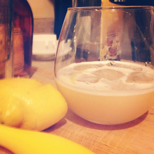 Improved Amaretto Sour