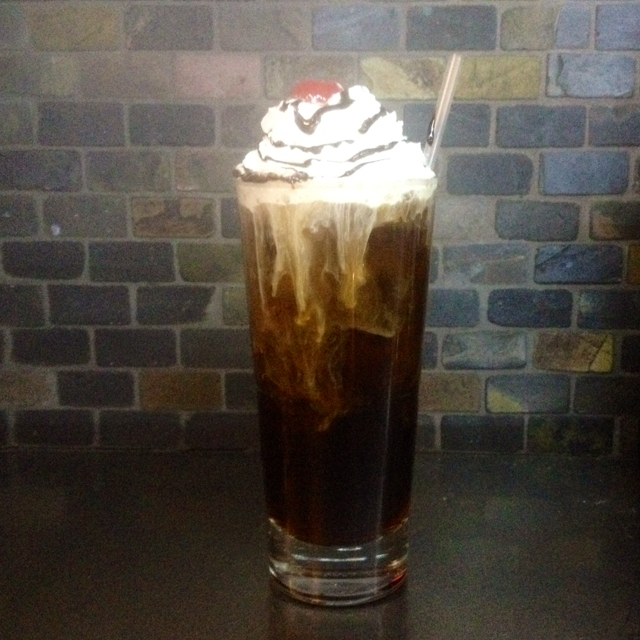 Iced Cocoa Cafe