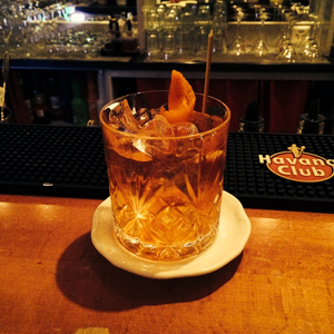 Jespers Old Fashioned