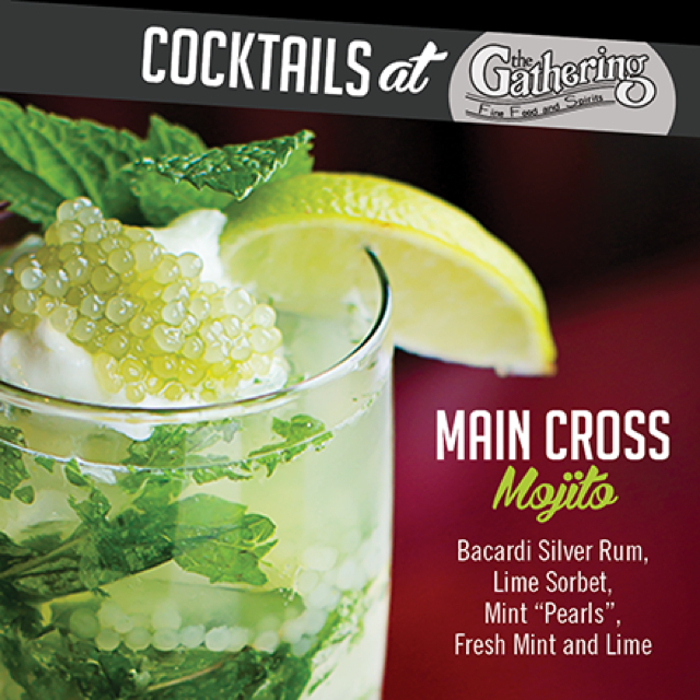 Main Cross Mojito