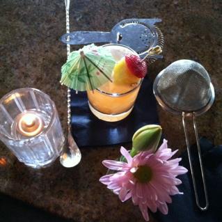 The Bon Voyage Cocktail