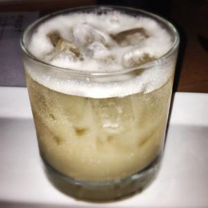 Whiskey Almond Flower