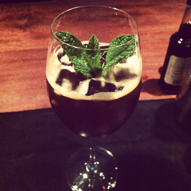 The Great Fernet Spritzer