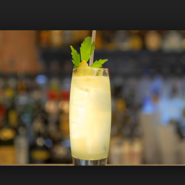Lovage collins