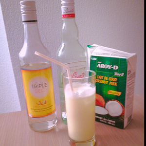 Pinacolada home made