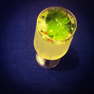 Spicy Shiso Smash
