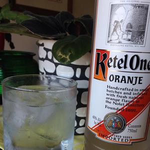 Oranje Tonic