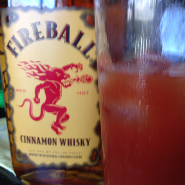 Bloody Molly Fireball