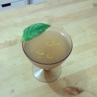 India Street Martini