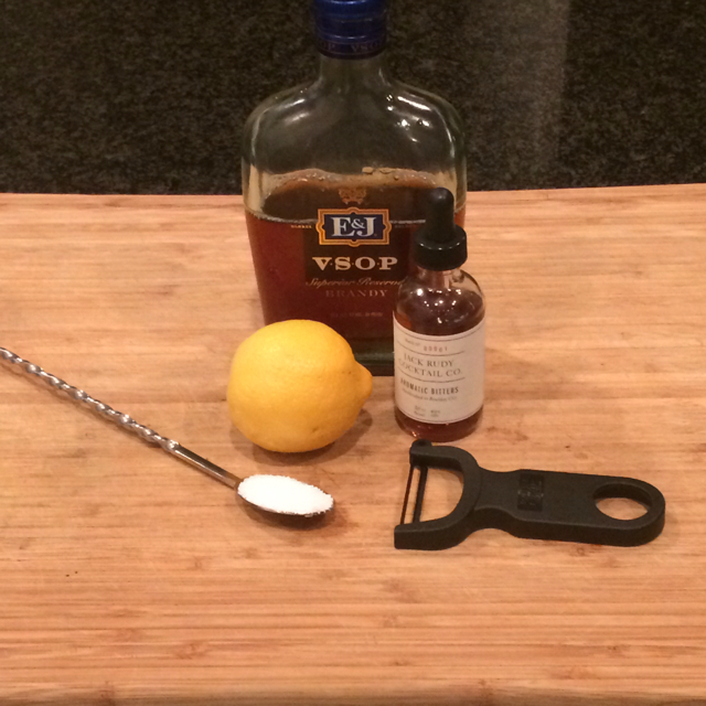 The Morgan Place Old Fashioned