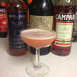Kingston Negroni Variation