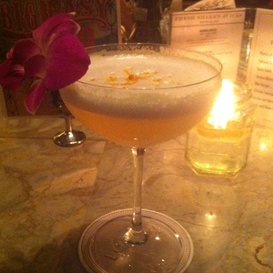 Orchid Martini