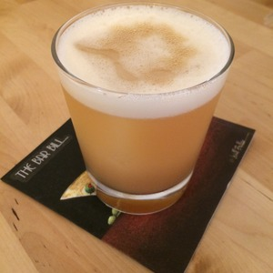 St. Elizabeth's Whiskey Sour