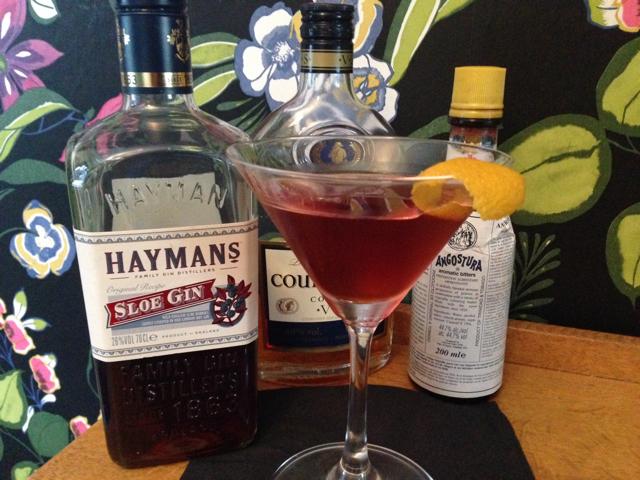 Shriner cocktail