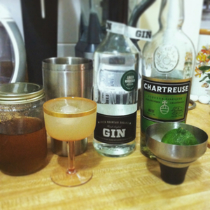 Green Mountain Gimlet