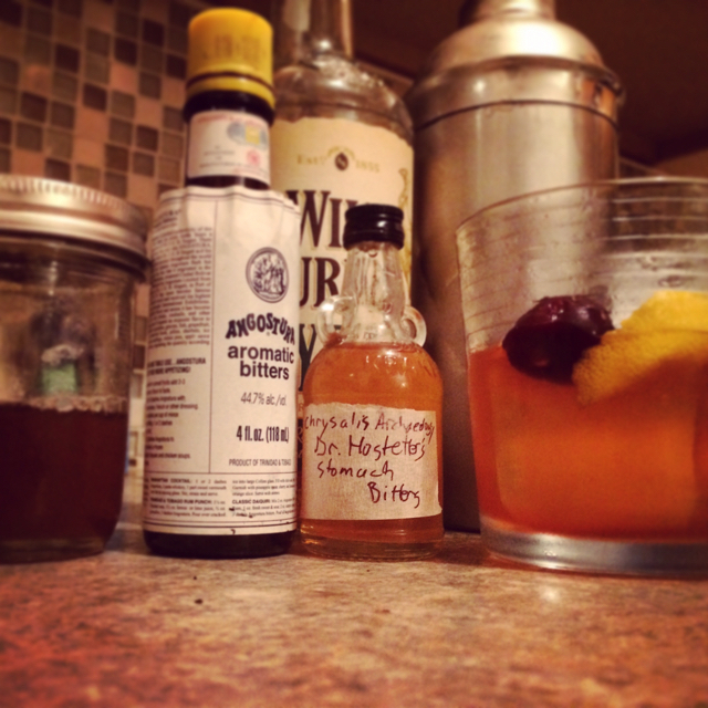 archaeOld Fashioned