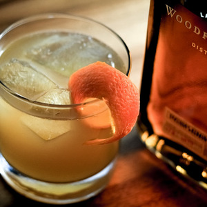 The Bourbon Sidecar