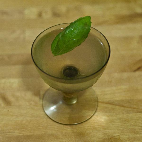 The Terroir Martini