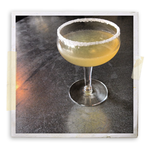 Whiskey Pear Sidecar