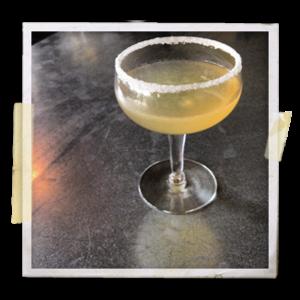 Whiskey Pear Sidecar