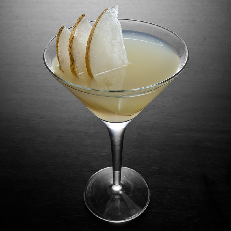 Pear Tree Martini