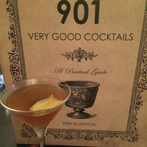 Improved Whiskey Cocktail