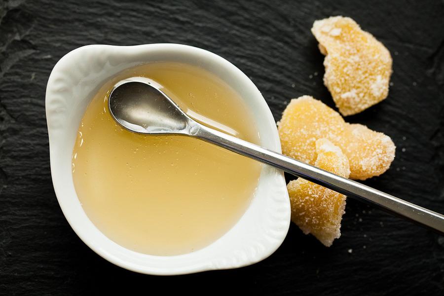 Ginger Syrup (ingredient)