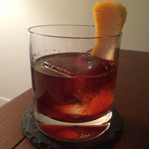 Central American Negroni