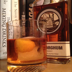Sorghum Old-fashioned