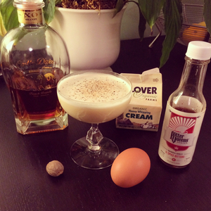 Easy Egg Nog