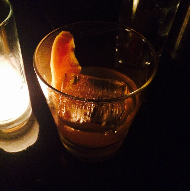 Rhum with a Vieux