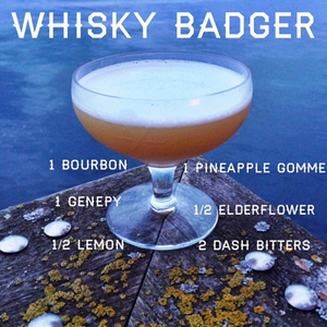 Whisky Badger