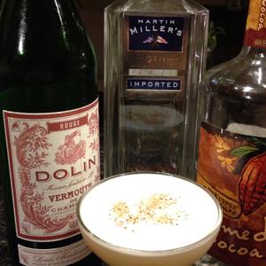 Desert Dream cocktail