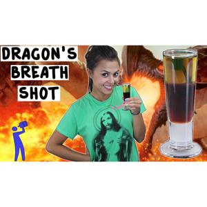 Dragons Breath Shot