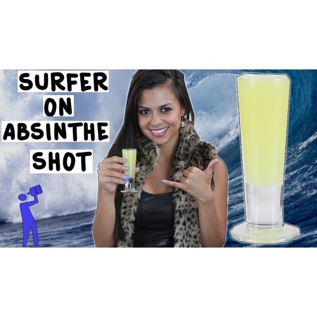 Surfer on Absinthe