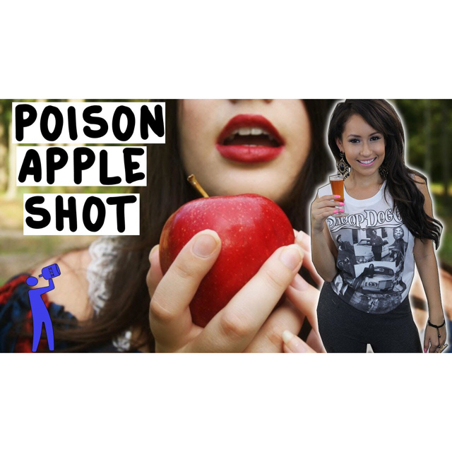 Poison Apple Shot