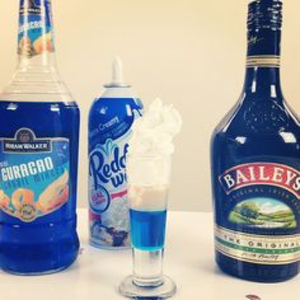 Smurf Shot