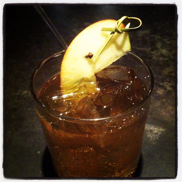 Apple Barrel Old Fashioned