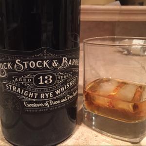 Lock, Stock & Barrel Rye