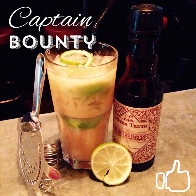 ***Captain Bounty***
