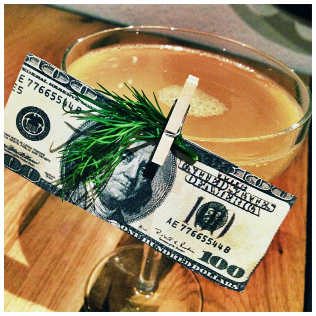 Hundred Dollar Dill