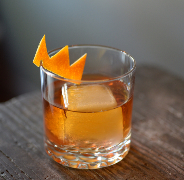 Elvis Old Fashioned