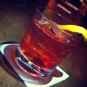 Millwright's Old Fashioned